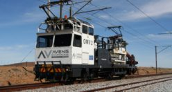 Overhead Maintenance Vehicle 2 (Medium)
